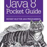 322 грн.| Java 8 Pocket Guide