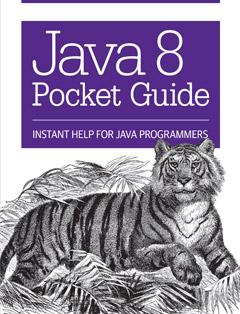 322 грн.| Java 8 Pocket Guide