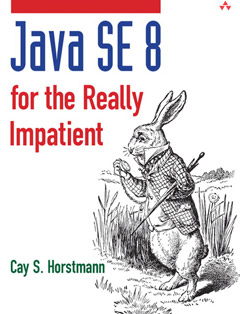322 грн.| Java SE 8 for the Really Impatient