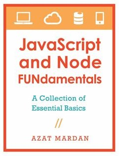 207 грн.| JavaScript and Node FUNdamentals: A Collection of CoffeeScript