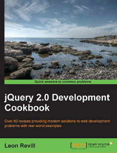 437 грн.| JQuery 2.0 Development Cookbook