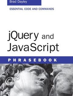 368 грн.| jQuery and JavaScript Phrasebook 1st Edition