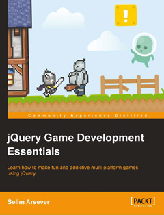 322 грн.| JQuery Game Development Essentials