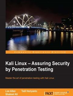 437 грн.  Kali Linux: Assuring Security By Penetration Testing