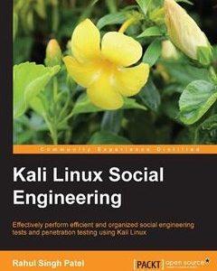 207 грн.| Kali Linux Social Engineering