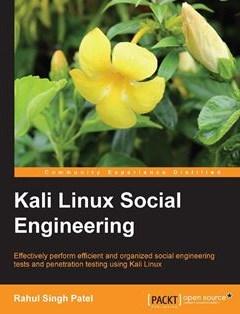 207 грн.  Kali Linux Social Engineering
