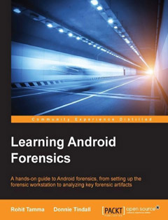 368 грн.| Learning Android Forensics