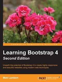 322 грн.| Learning Bootstrap 4 - Second Edition