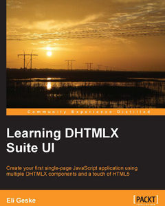 276 грн.| Learning DHTMLX Suite UI