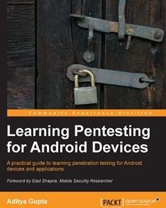 276 грн.| Learning Pentesting for Android Devices