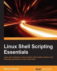 322 грн.| Linux Shell Scripting Essentials
