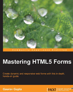 276 грн.  Mastering HTML5 Forms