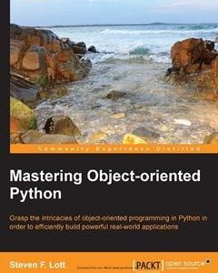 690 грн.| Mastering Object-oriented Python