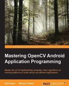 322 грн.| Mastering OpenCV Android Application Programming