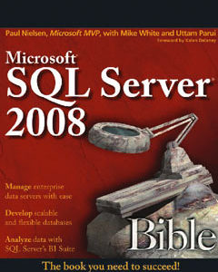 1610 грн.| Microsoft SQL Server 2008 Bible