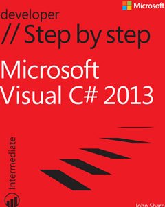 828 грн.| Microsoft Visual C# 2013 Step by Step