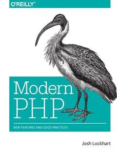 322 грн.| Modern PHP: New Features and Good Practices 1st Edition