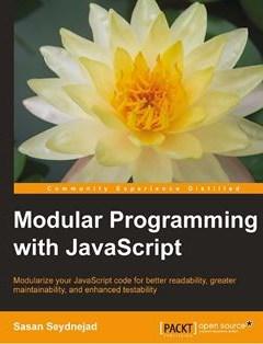 322 грн.| Modular Programming with JavaScript