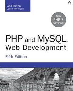 690 грн.| PHP and MySQL Web Development 5th Edition