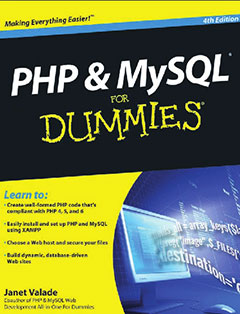 437 грн.| PHP and MySQL For Dummies