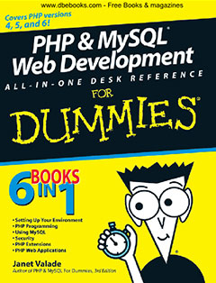 690 грн.| PHP & MySQL Web Development All-in-One Desk Reference For Dummies