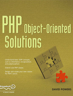 368 грн.| PHP Object-Oriented Solutions