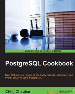 322 грн.| PostgreSQL Cookbook