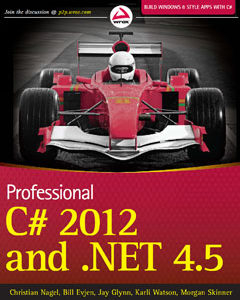 1610 грн.| Professional C# 2012 and .NET 4.5