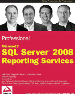828 грн.| Professional Microsoft SQL Server 2008 Reporting Services