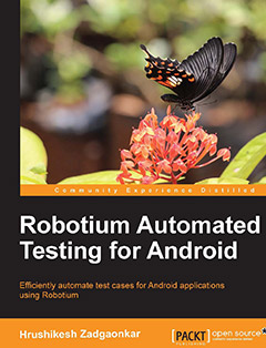 207 грн.| Robotium Automated Testing for Android
