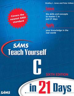897 грн.| Sams Teach Yourself C in 21 Days (6th Edition)