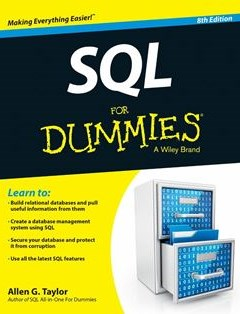 437 грн.| SQL For Dummies 8th Edition