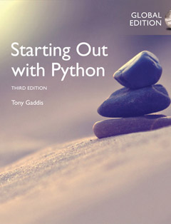690 грн.| Starting Out with Python (3rd Edition)
