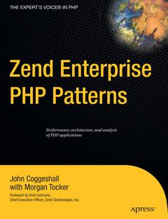 322 грн.| Zend Enterprise PHP Patterns (Expert's Voice)
