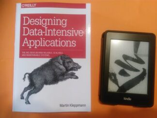 Designing Data-Intensive Applications: The Big Ideas Behind Reliable, Scalable, and Maintainable Systems, Martin Kleppmann купить