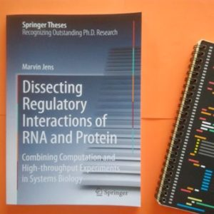 Dissecting Regulatory Interactions of RNA and Protein, Marvin Jens купить