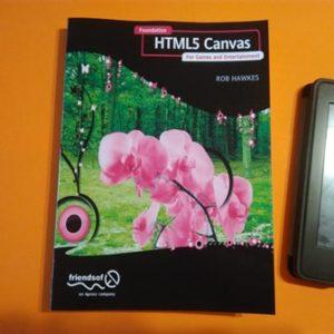 Foundation HTML5 Canvas, Rob Hawkes купить
