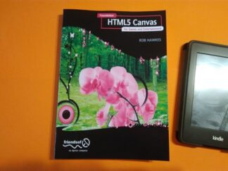 Foundation HTML5 Canvas, Rob Hawkes купить