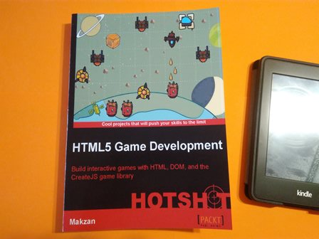 Html5 Game Development Hotshot, Makzan купить