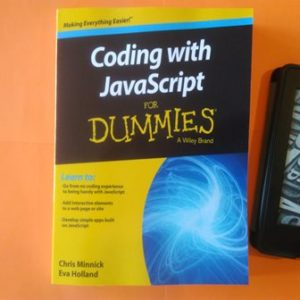 Coding with JavaScript For Dummies 1st Edition, Chris Minnick, Eva Holland купить