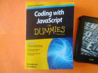 Coding with JavaScript For Dummies 1st Edition, Chris Minnick, Eva Holland купить