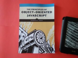 The Principles of Object-Oriented JavaScript, Nicholas C. Zakas купить