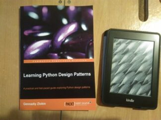 Learning Python Design Patterns, Gennadiy Zlobin купить