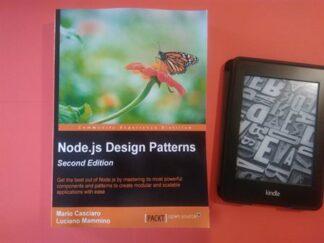 Node.js Design Patterns, Mario Casciaro купить