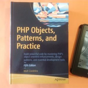 PHP Objects, Patterns, and Practice, 5th edition, MATT ZANDSTRA купить