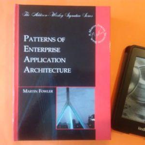Patterns of Enterprise Application Architecture, Martin Fowler купить