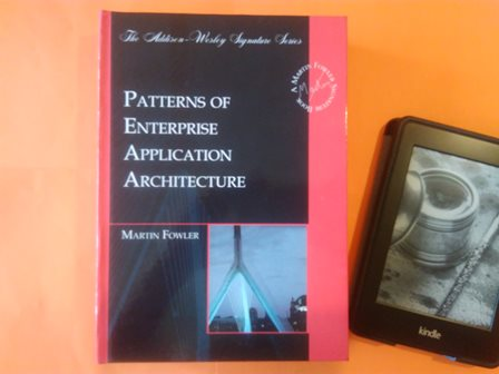Patterns of Enterprise Application Architecture, Martin Fowler купить