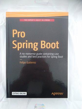 Pro Spring Boot, Felipe Gutierrez купить