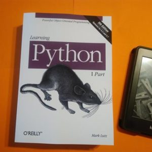 Learning Python, 5th Edition, Mark Lutz купить