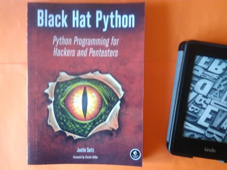 Black Hat Python: Python Programming for Hackers and Pentesters, Justin Seitz купить